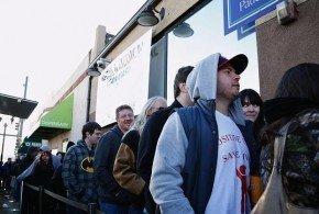Insólito: Primera tienda mundial con licencia estatal para vender marihuana con fines recreativos