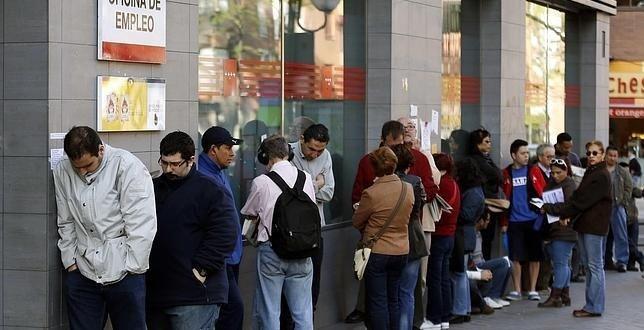 El desempleo mundial aumentó durante 2013