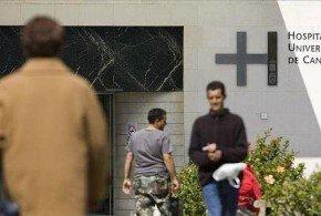 Canarias: 400 camas hospitalarias ocupadas por pacientes sanos