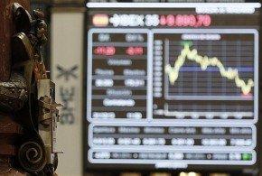 España: La prima de riesgo roza los 200 puntos