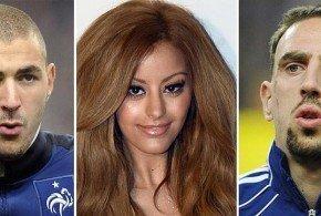 Comienza el juicio contra Benzema y Ribéry por la menor Zahia