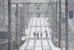 Japón vuelve a la normalidad tras las intensas nevadas