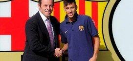 Piden la imputación del Barça por delito fiscal en el fichaje de Neymar