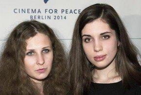 Detienen a las Pussy Riot en Sochi