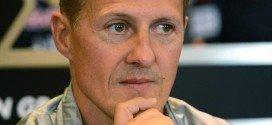 La cámara subjetiva pudo ser la culpable de que se partiese el casco de Schumacher