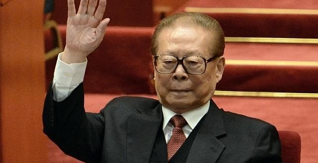 Ordenan la detención del expresidente chino Jiang Zemin