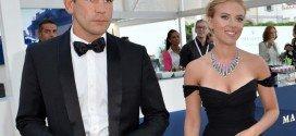 Scarlett Johansson está embarazada