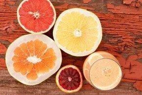 Comer un cítrico en ayunas ayuda a controlar el colesterol