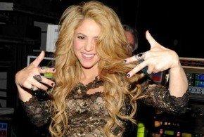 Shakira será la próxima portada de Playboy