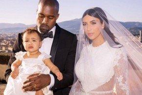 Kim Kardashian y Kanye West contratan a una doble de su hija