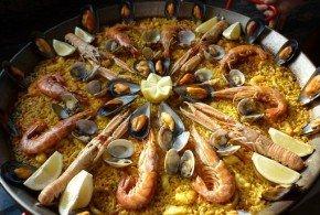 Comidas tipicas de España