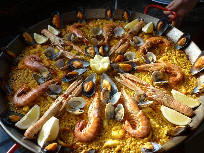 Comidas tipicas de espa a for Cocina tradicional espanola