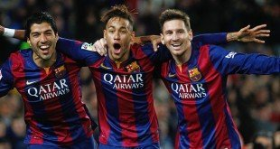 el barcelona 2015