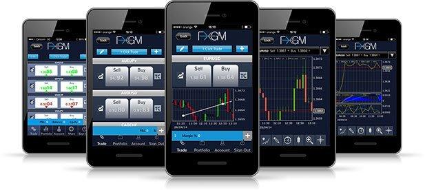 FXGM: ganar dinero online con el mejor broker