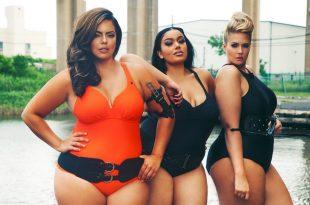 Modelos de trajes de Baño Plus Size para este verano