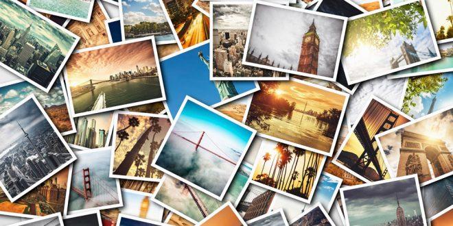 Crea un collage original con tus fotos e imágenes favoritas