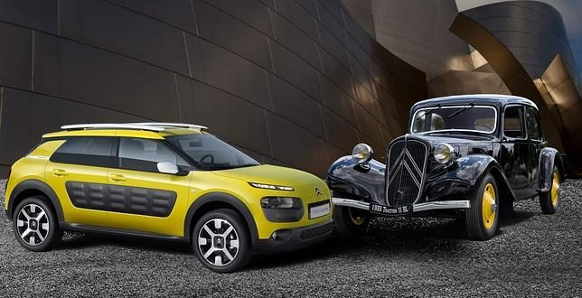 Breve historia de la empresa Citroën