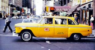 TAXI…TAXI EN NEW YORK!!!!