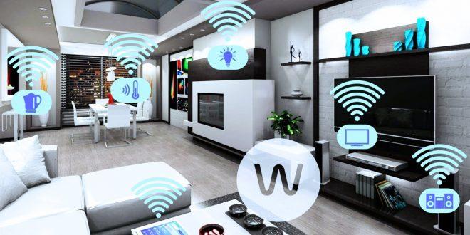 Los nuevos hogares inteligentes y otros dispositivos de domótica.