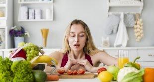 ¿Comer vegetales ayuda a bajar de peso?