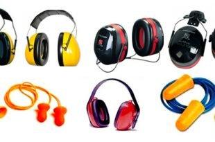 Conoce los diferentes tipos de protectores auditivos para el trabajo