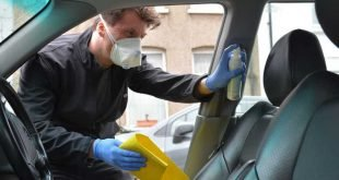 ¿Qué hacer para desinfectar el Vehículo de coronavirus?