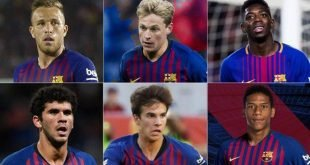 El futuro del Barça se vuelve algo negro