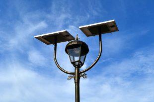 Conoce cómo cuidar el ambiente con faroles solares