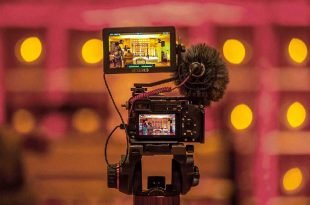 Una productora audiovisual en Madrid