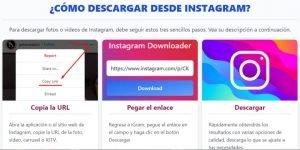 Conoce cómo descargar videos y fotos de Instagram