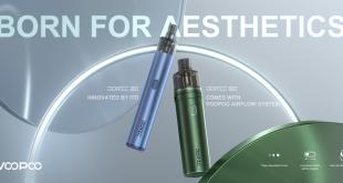 """Born For Aesthetics"", los Doric 20 y 60 brillan en la Middle East Dubai International E-cigarette Exhibition"